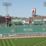 Fenway Park and the Green Monster